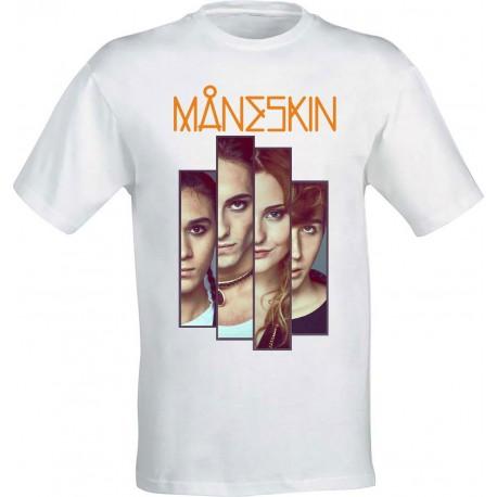 T-shirt Maneskin