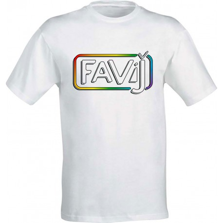 T-shirt FaviJ New