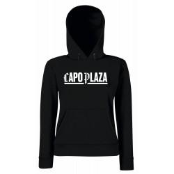 Felpa di Capo Plaza logo