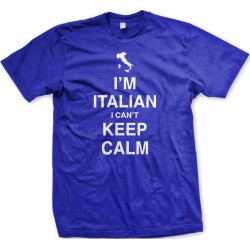 T-shirt Keep Calm personalizzata