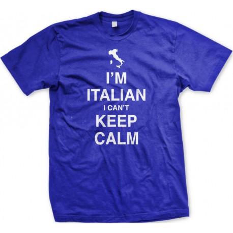 Keep Calm - I'm Italian