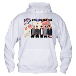 Felpa Donna One Direction v.1