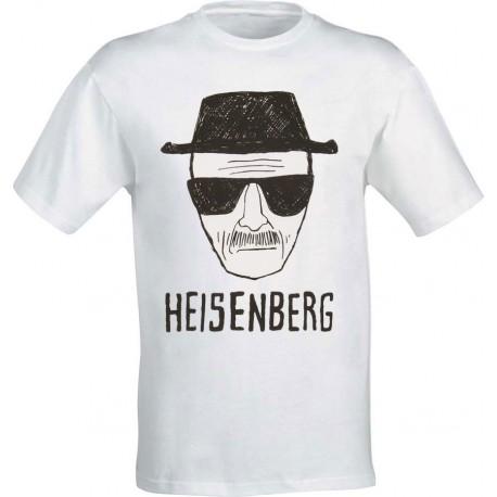 T-shirt Heisenberg  - Walter White