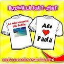 Stampa la tua T-shirt