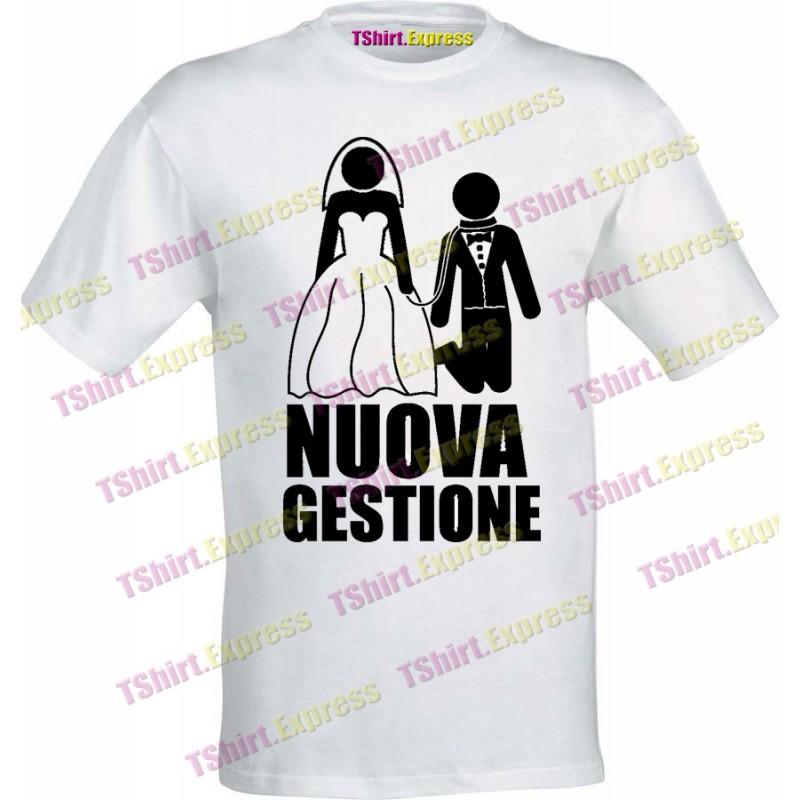 T shirt di addio al celibato nuova gestione for Cabina di addio al celibato