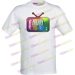 T-shirt FaviJ Tv