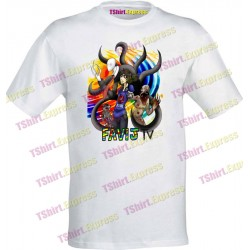 T-shirt FaviJ Horror Team