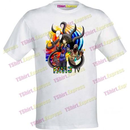 T-shirt FaviJ Horror Team
