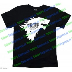 Maglietta Winter is Coming - Games of Thrones
