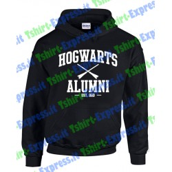 Felpa Hogwarts Alumni