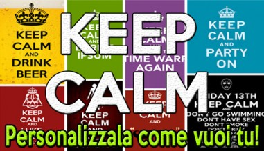 Keep Calm style